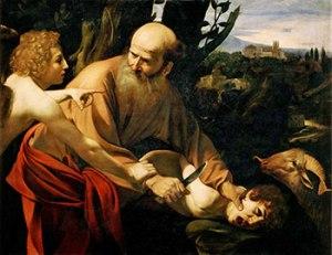 Sacrifice-of-Isaac-Caravaggio