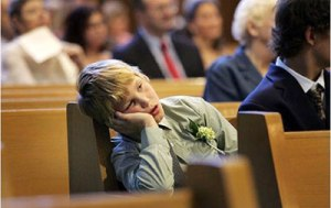 Bored-In-Church